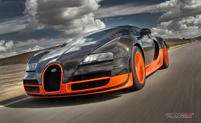 Bugatti Veyron Fast & Furious 7