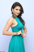 Priya Singh in a sleeveless Green Gown at Manasainodu music launch 011.08.2017 ~ Exclusive Celebrity Galleries 044.JPG