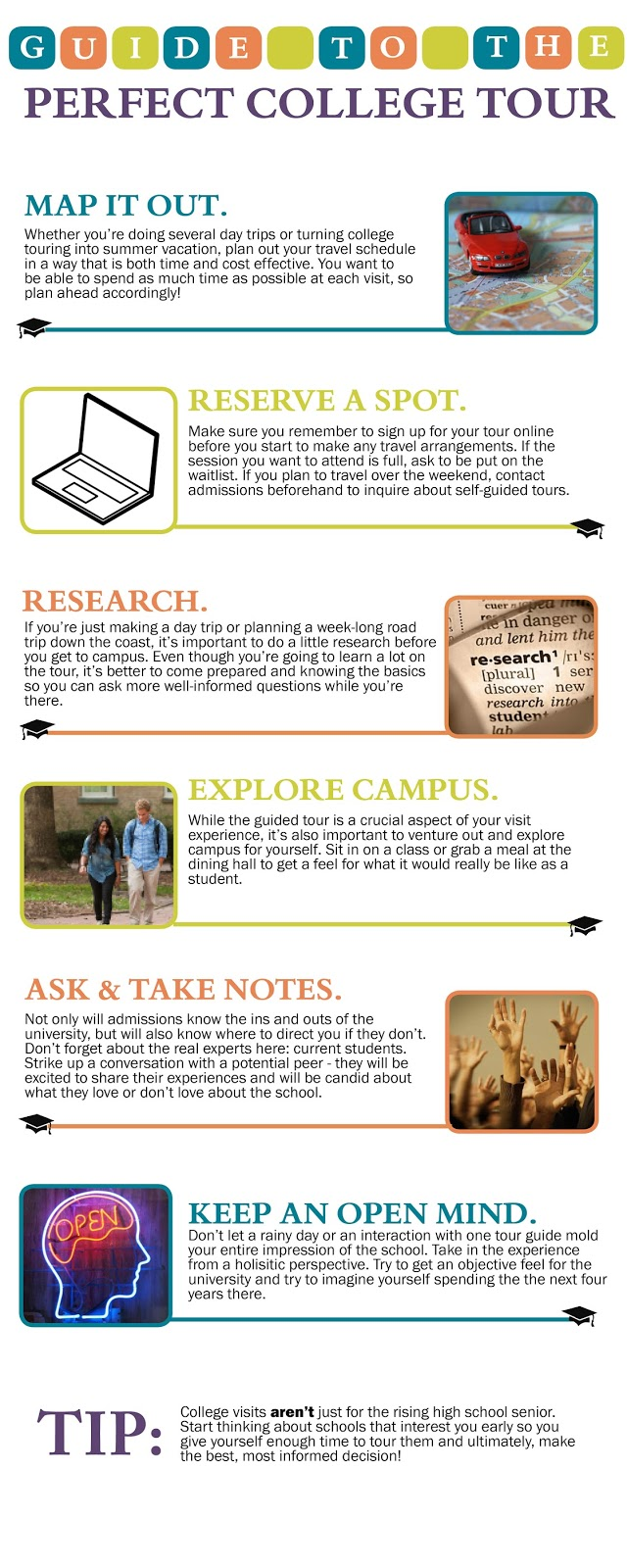 UNC Admissions Blog: Guide to the Perfect Tour