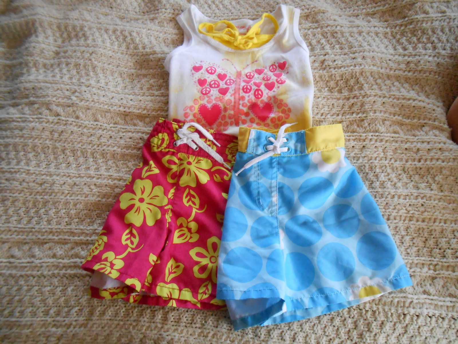 Seasons of Opportunities line Consignment Clothes for Kids