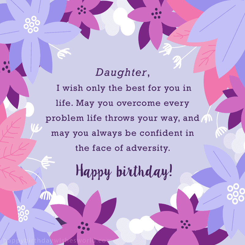 Happy Birthday Ecards For A Daughter Imageslist