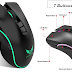 Computer Accessories Mouse!!! Fenebort Type C Rechargeable Wireless LED Optical Ergonomic 2.4G USB Gaming Mouse Mice