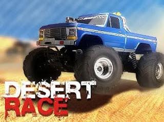 تحميل العاب رالي صحراء للكمبيوتر Desert Race