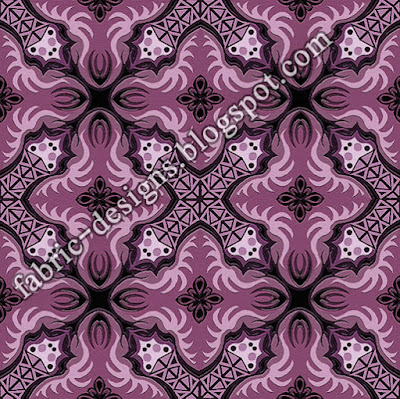 pattern fabric geometric
