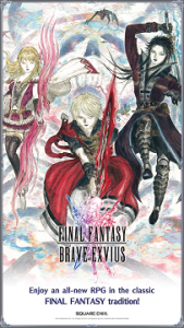 FINAL FANTASY BRAVE EXVIUS Mod Apk for Android