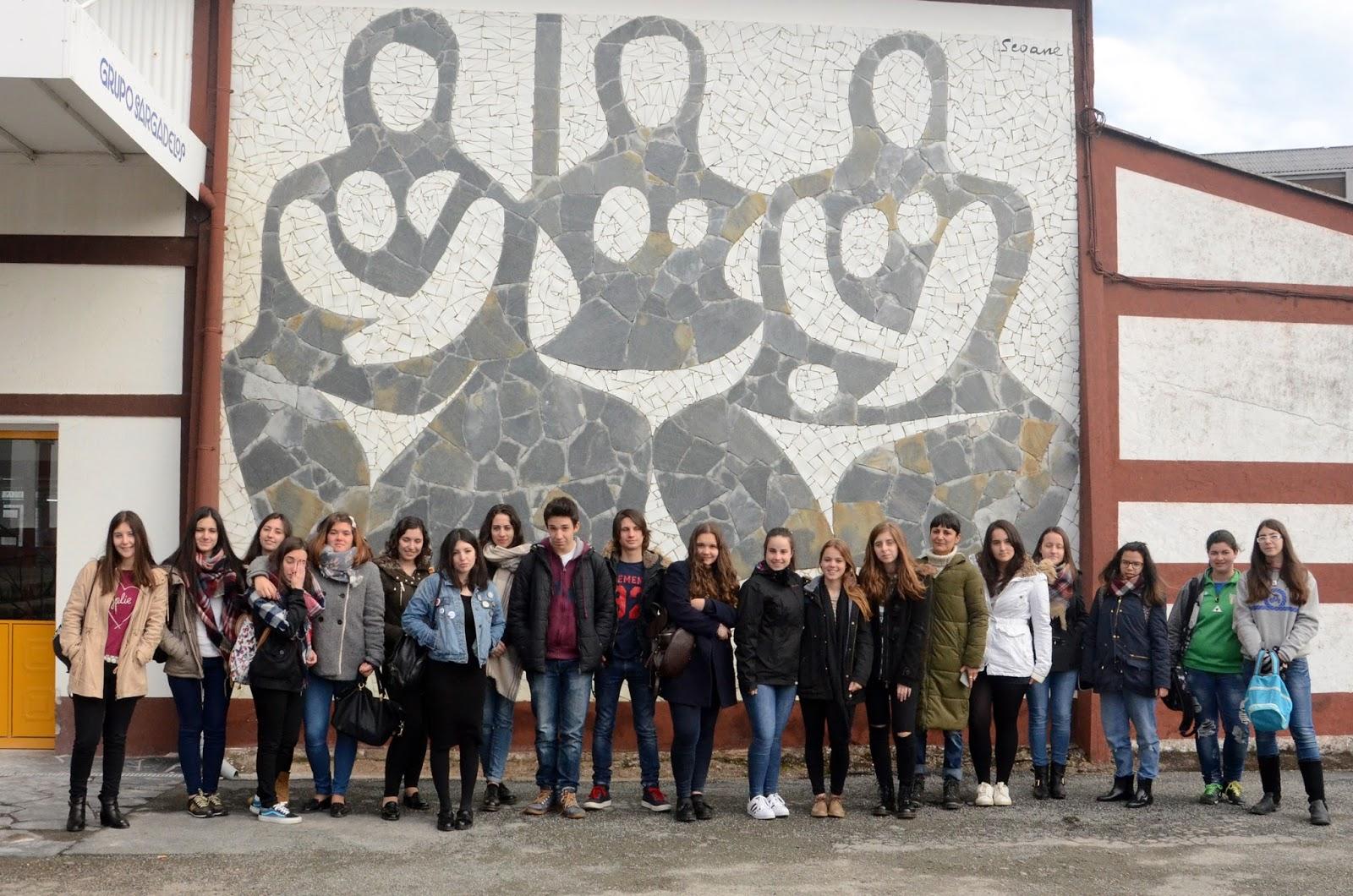 Mgbook visita a cer micas do castro e escola de arte for Ceramicas castro