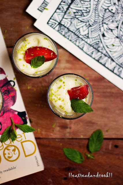 how to make Zabaglione ~ The Italian Custard recipe and preparation