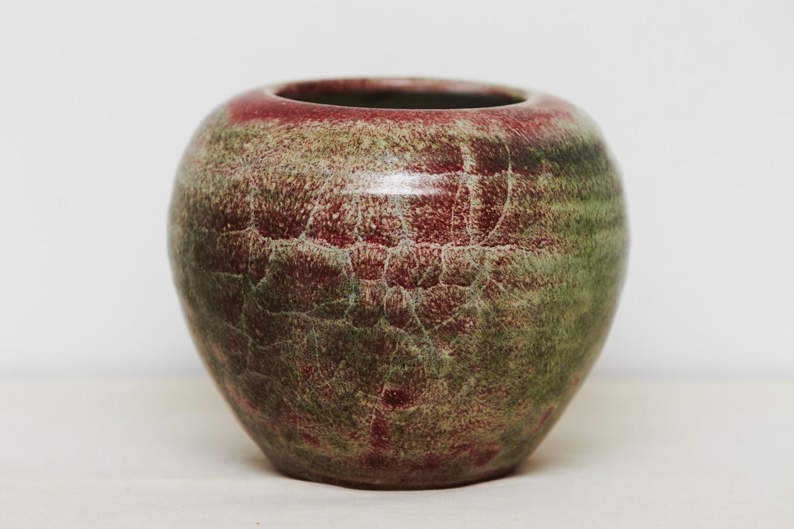 dagnæs keramik Dagnæs Keramik vase with red glaze | Ceramics, early 20th century dagnæs keramik