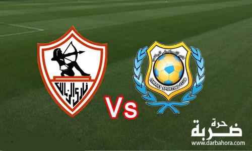 نتيجة مباراة الزمالك والاسماعيلي اليوم الاربعاء 3-5-2017 في الدوري المصري تنتهي بالتعادل السلبي