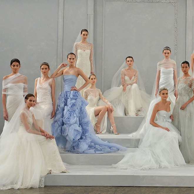 """Thuật ngữ """"áo cưới"""" chính thức được đặt ra trong những năm 1930 của thế kỉ 19"""