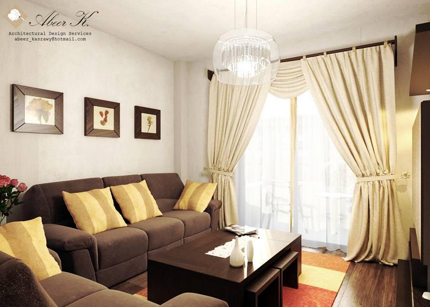 Desain Rumah Minimalis 60 Lampu Hias Ruang Tamu