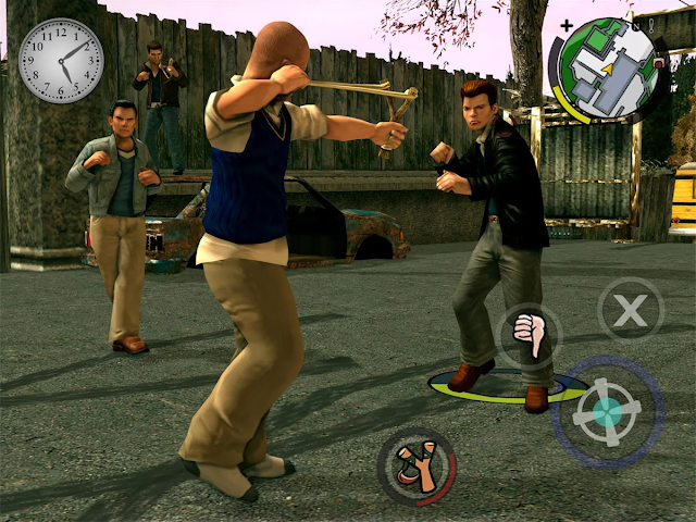 Download Bully Anniversary Edition APK Data For Android Gratis