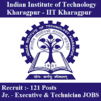 Indian Institute of Technology Kharagpur, IIT Kharagpur, freejobalert, Sarkari Naukri, IIT Kharagpur Answer Key, Answer Key, iit kharagpur logo