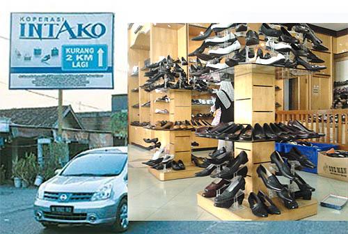 Sepatu wanita murah di Tanggulangin Sidoarjo