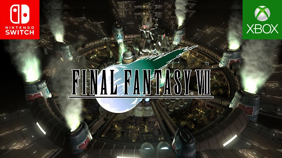 final fantasy 7 nintendo switch xbox one square enix