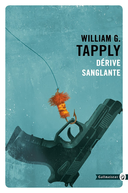 Dérive sanglante William G. Tapply Traduit par Camille Fort-Cantoni