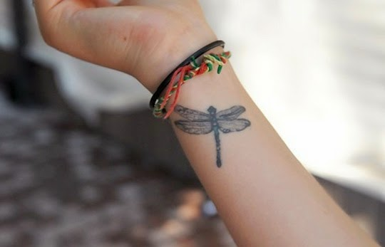Tatuajes De Libelulas Para Mujeres This New Tatto Hellthis New