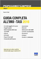 Guida completa all'IMU -Tasi 2016