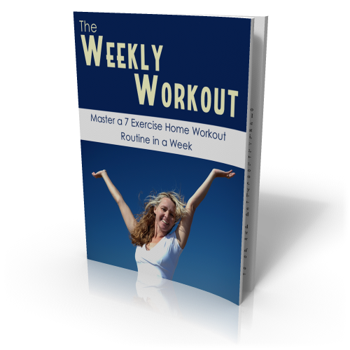 (FREE) Weekly Workout Plan