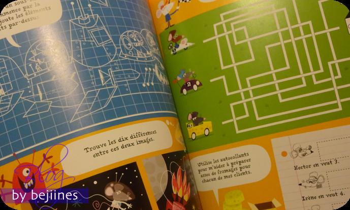 Livres - 3 ouvrages pour enfants Usborne