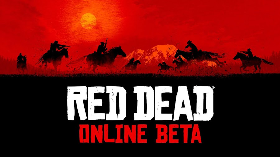 red dead online beta release date