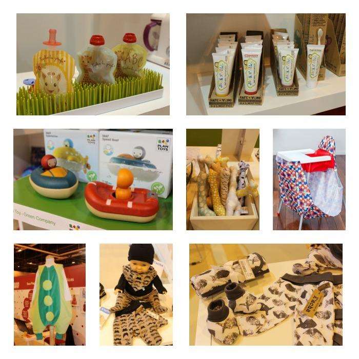salón profesional internacional de productos para la infancia 2016