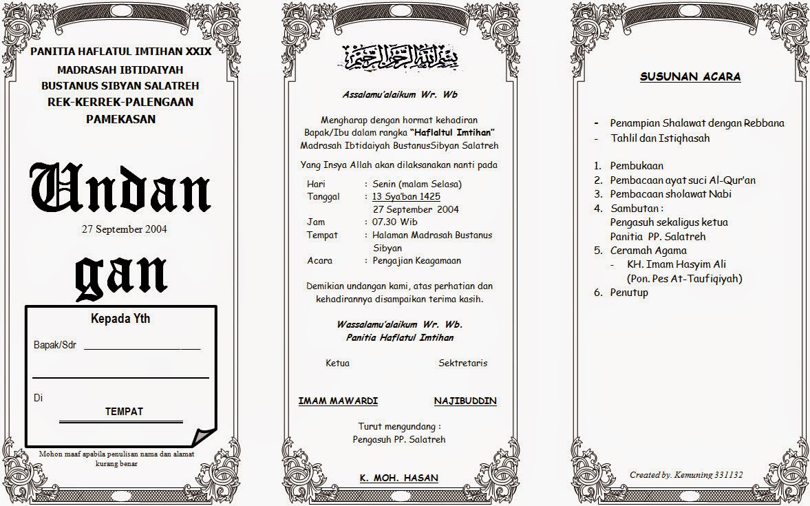 Cpns Kota Mataram 2013 Lowongan Kerja Perum Bulog Terbaru Loker Cpns Bumn Dibawah Ini Ada Beberapa Contoh Undangan Pengajian Yang Pernahmimin