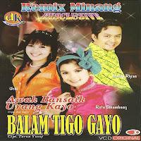 Decky Ryan Ratu Sikumbang dan Uchi - Angin Sarugo (Full Album)