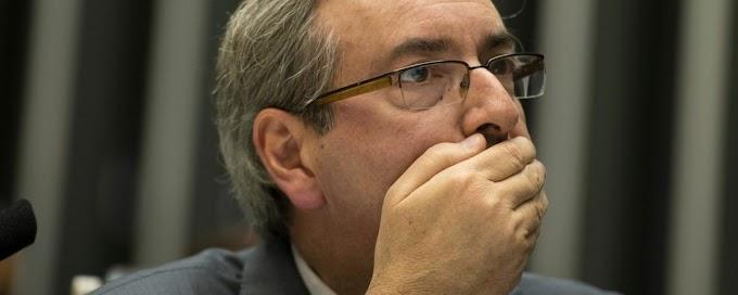 """Supremo mantém prisão de Cunha, """"profissional da corrrupção"""""""