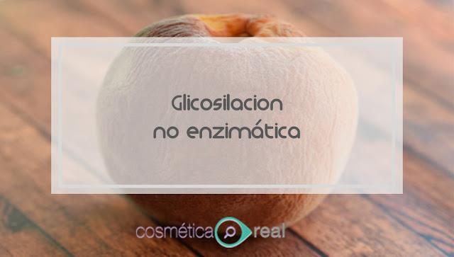 Envejecimiento y Glicosilación no enzimática
