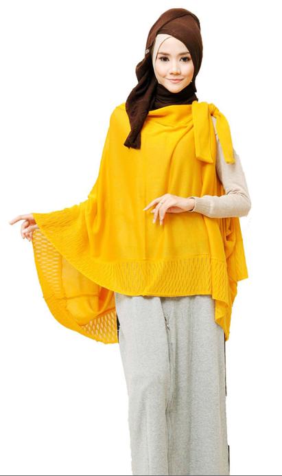 Model Baju Muslim Atasan Untuk Ibu Hamil Terbaru 2015