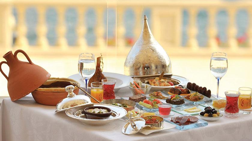 الافطار الصحي في رمضان