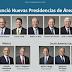 La Primera Presidencia Anunció las Nuevas Presidencias de Área 2018