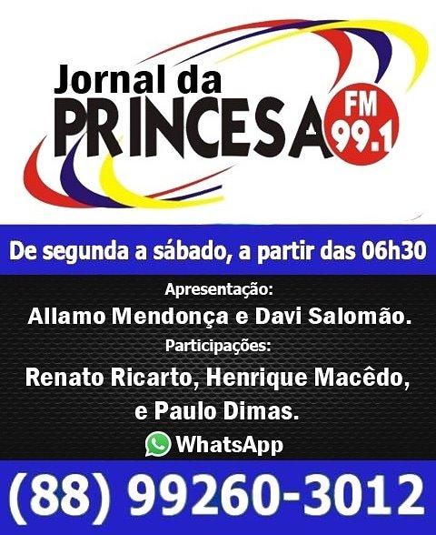JORNAL DA PRINCESA