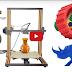 تقنيات الطباعة ثلاثية الأبعاد وكيفية تركيب طابعة ثلاثية الابعاد Creality CR-10 3D Printer