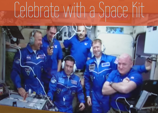 littlebits space kit time peake launch celebrate