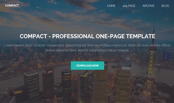 Compact-Responsive-Blogger-Template