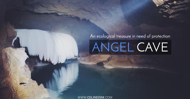 angel cave bani pangasinan