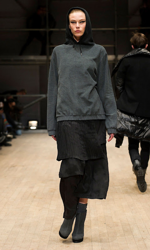 The Local Firm Autumn/winter 2012/13 Women's Collection