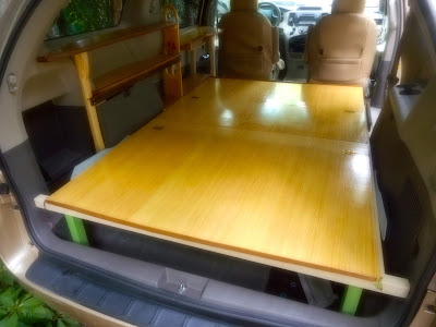 The Grove Guy: MINIVAN CONVERSION, PART ONE -Part Two (