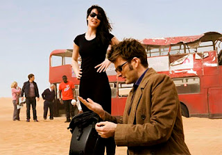 Doctor Who Planet of the Dead