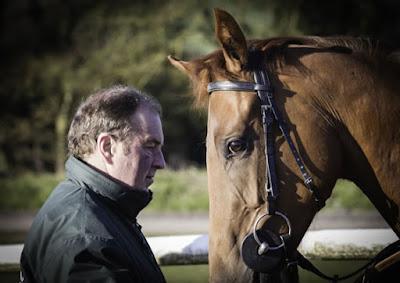 Mark Usher Horse Racing