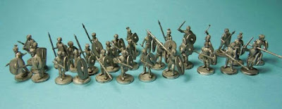 10mm Germanic Tribesmen from Van Dyck Models