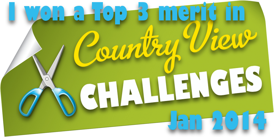 I made Top 3 at Country View
