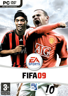 Free Download FIFA 2009 GAME PC
