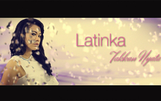 Lirik Lagu Latinka - Takkan Nyata