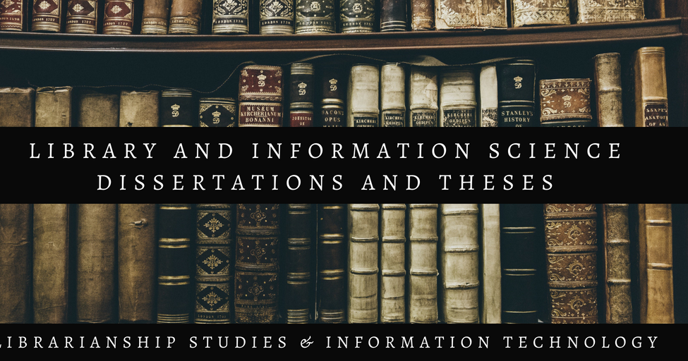phd thesis in information technology