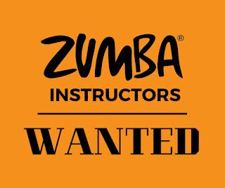 Zumba Instructors Wanted