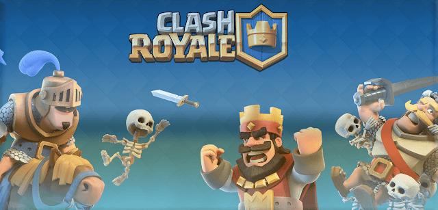 تحميل لعبة كلاش رويال Clash Royal 2017 أخر إصدار مهكرة