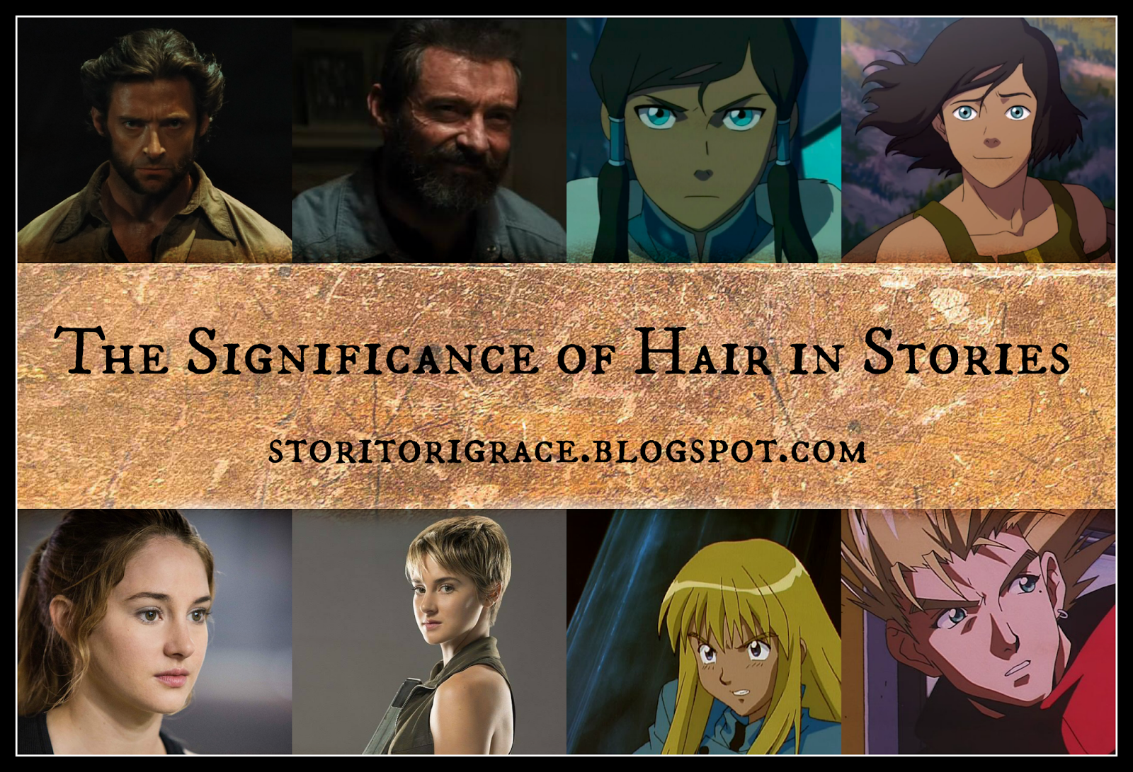 Wanderer's Pen The Significance of Hair in Stories